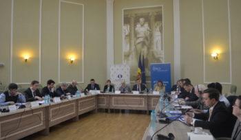 """lansare al Fazei VI de implementare a proiectului """" Medierea comercială și arbitrajul în Republica Moldova"""""""